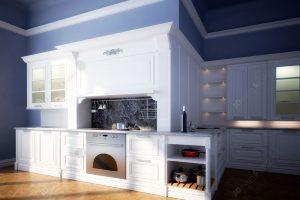 Cesar Elite 3D model kitchen